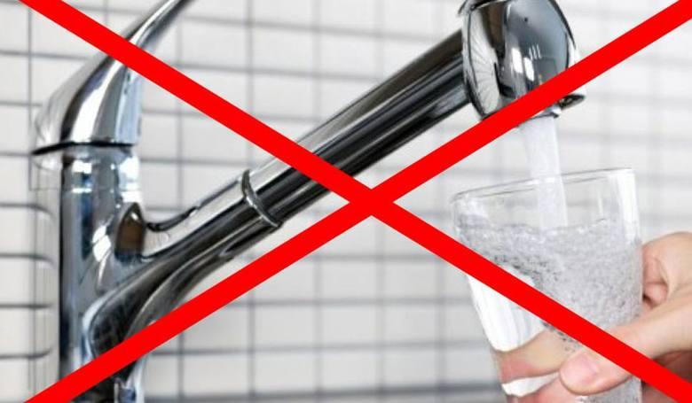 W czterech wsiach w gminie Kożuchów nie wolno pić wody z kranu