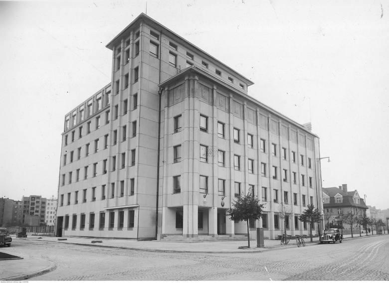 Arbitraż Bawełniany w Gdyni - 1938 r.