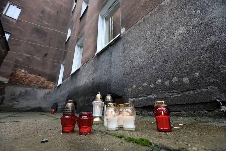 """Pożar w kamienicy na ul. Małkowskiego. """"Panował chaos"""". Trwa śledztwo prokuratury"""