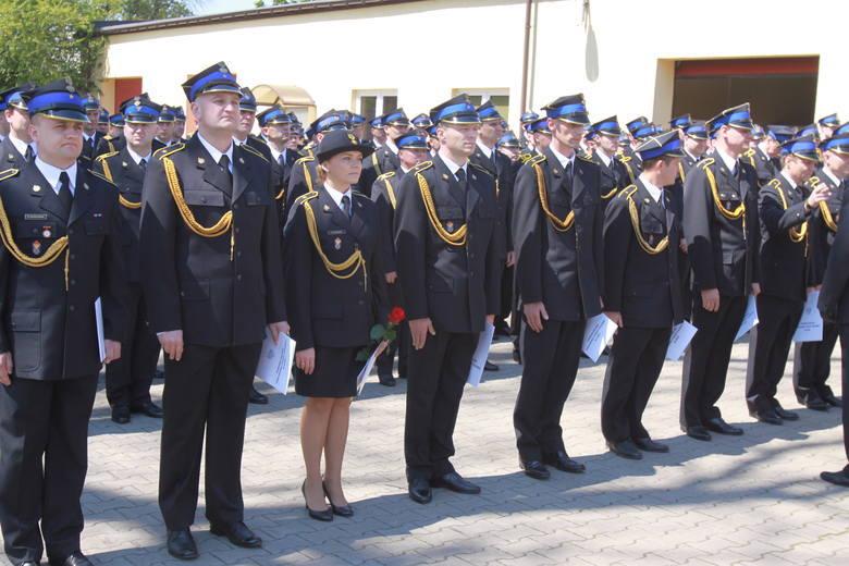 Zawodowa straż świętuje sama. Nie zaprosiła szefa OSP i marszałka