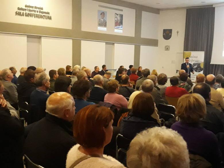 W gminie Siepraw już wybrano sołtysów na nową 5-letnią kadencję