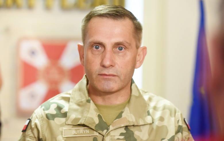 Pożegnanie żołnierzy z Sulechowa, którzy lecą do Afganistanu