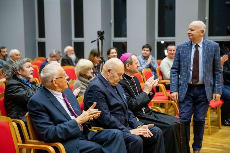 Gala odbyła się we wtorek - 11 lutego o godz. 17 w Centrum Konferencyjno- Wystawienniczym Archidiecezji Białostockiej przy  ul. Kościelna 1A w Biały