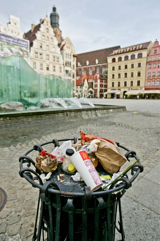 Wrocław: 122 mln zł za sprzątanie i odśnieżanie miasta przez dwa lata