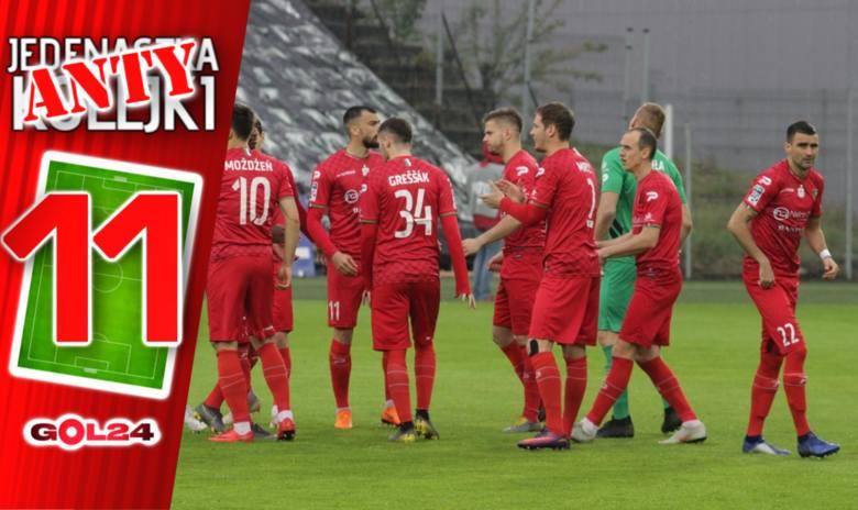 Zmiażdżone w Zabrzu Zagłębie Sosnowiec kieruje się w stronę 1 ligi, a zawodnicy Jagiellonii Białystok i Lechii Gdańsk myślami byli już przy finałowym