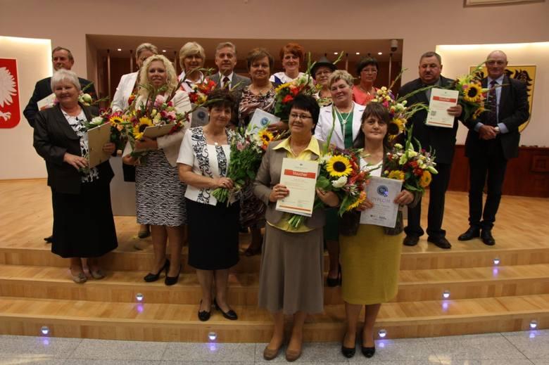 Gala plebiscytu KGW - Gospodynie Roku 2013 odebrały nagrody