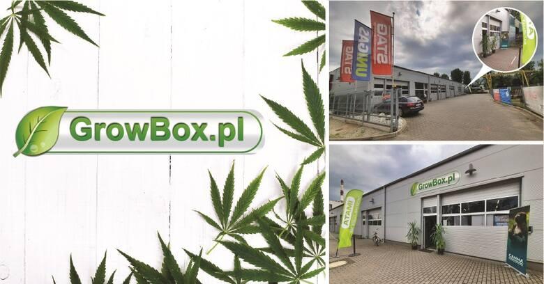 Growbox.pl - Growshop nr 1 w Polsce