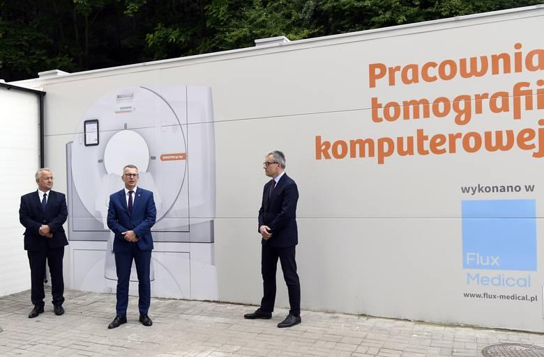 UCMMiT w Gdyni z nowymi możliwościami diagnostyki obraozwej. Nowa Pracownia Tomografii Komputerowej oficjalnie otwarta!
