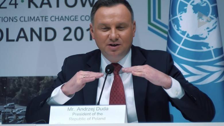 Skamielinę Roku Polsce przyznano między innymi za promowanie węgla. Nie bez znaczenia były zapewne słowa Prezydenta Andrzeja Dudy, które wypowiedział