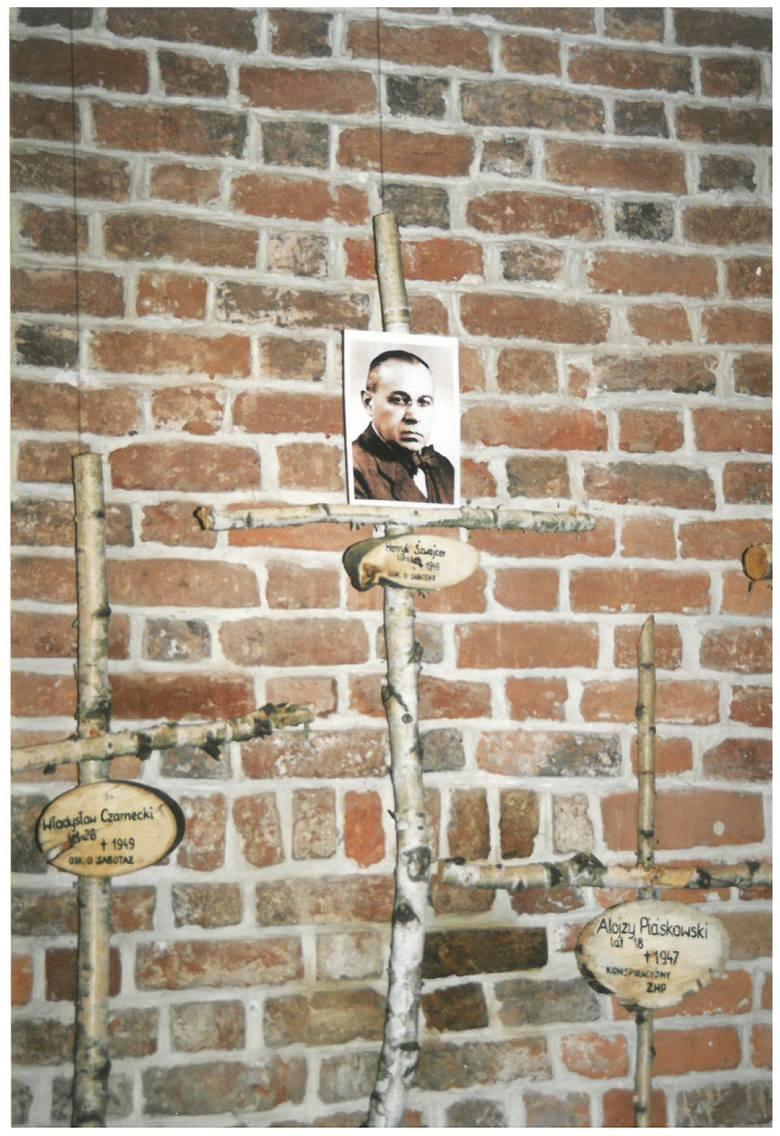 Fragment wystawy Straceni na Dolnym Śląsku