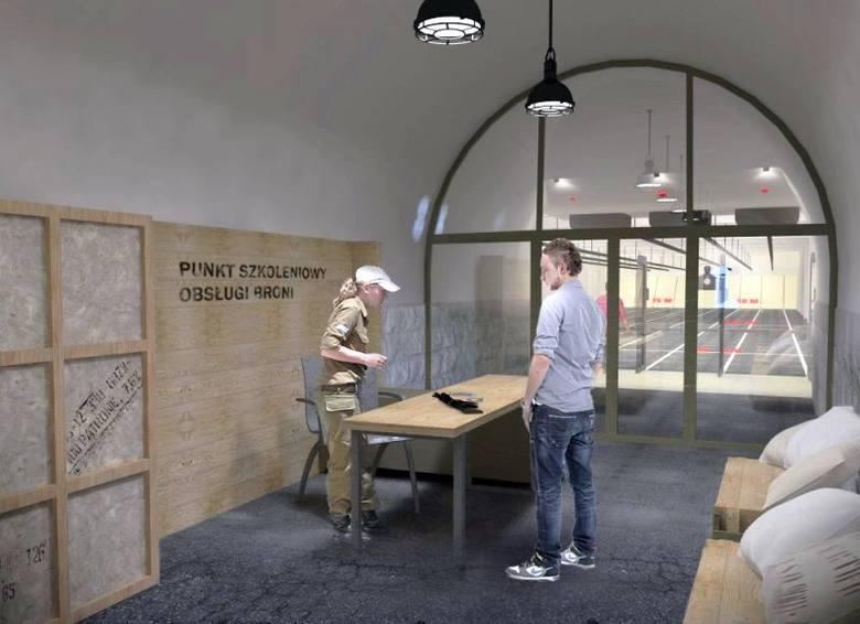 Ul. Hetmańska: Będzie strzelnica w starym tunelu. Jest zgoda (zdjęcia, wideo)