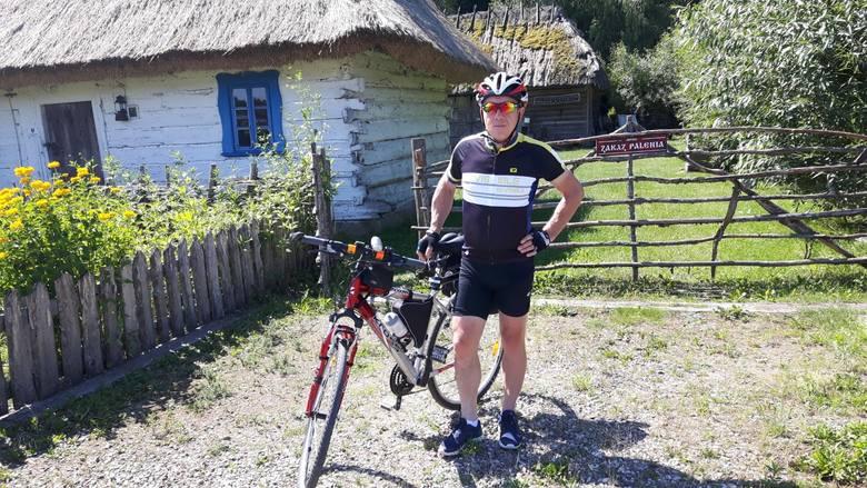 """Z roweru widać lepiej. 800 kilometrów wzdłuż granicy na """"ścianie wschodniej"""""""