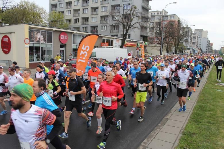 Biegłeś w Warszawie, Poznaniu lub Gdańsku? Zobacz, czy jesteś na zdjęciach!