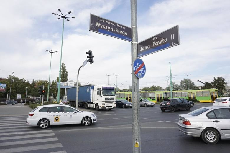 Od dawna zapowiadana przebudowa ronda Śródka będzie mogła ruszyć dopiero po zakończeniu remontów mostu Lecha oraz ronda Rataje.