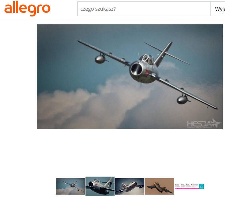 ▶ Lot historycznym samolotemSBLim-2.pl oraz firma Aero Experience zapraszają na licytację lotu samolotem szkolno-bojowym SBLim-2.(Wymagany brak przeciwwskazań