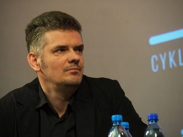 """Kino Forum. Adam Guziński opowiadał o swoim filmie """"Wspomnienie wakacji"""""""