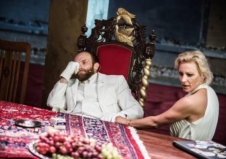 """Alona Szostak gra Szekspira w Poznaniu. """"Nie dam ci umrzeć, Królowo"""" - powiedział mi Maciej Nowak"""