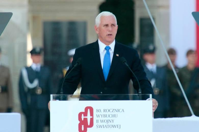 Wiceprezydent USA Mike Pence: Polska zbliża się do uzyskania statusu kraju bezwizowego