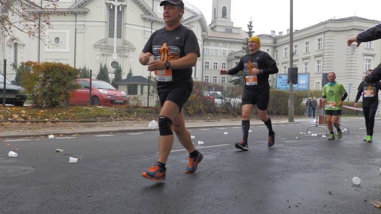 Półmaraton Bydgoski zdjęcia ze startu i 16 km