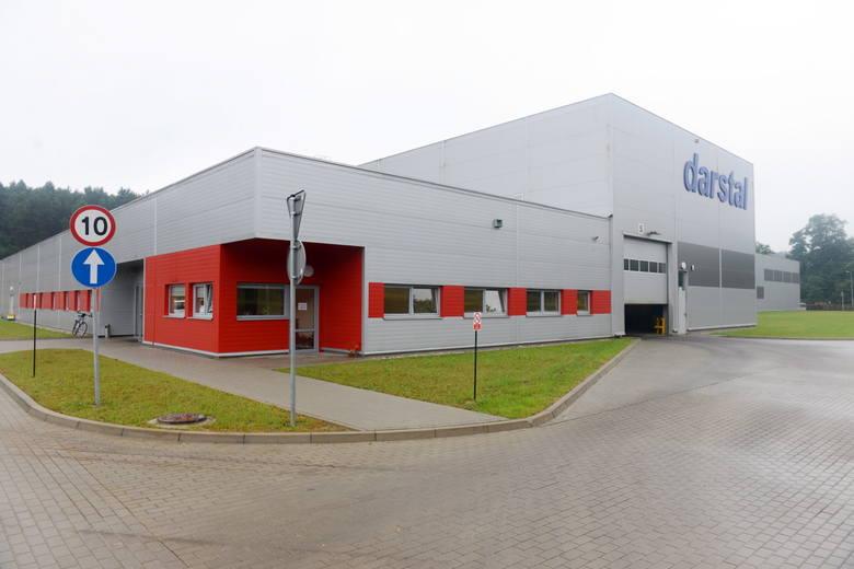 Lubuski Park Przemysłowo - Technologiczny w Nowym Kisielinie.