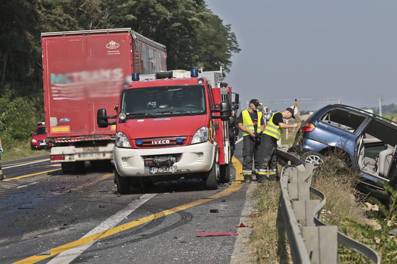 śmiertelny wypadek na s3, wypadek na s3 koło Sulechowa