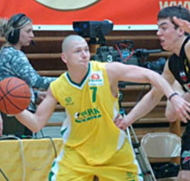 Krzysztof Szubarga zakończył sportową karierę. Grał w przeszłości w Polpaku Świecie