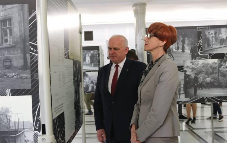 W Warszawie wystawa pozostanie do 26 maja, po czym zostanie przewieziona do Zielonej Góry.