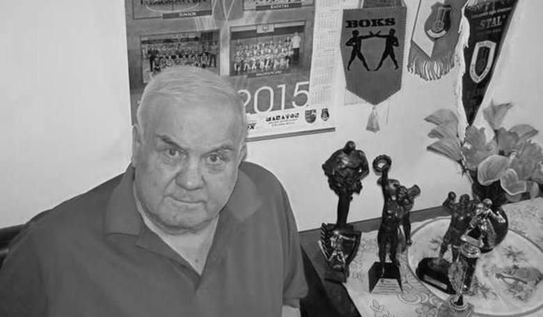 Lucjan Trela zmarł we wtorek 12 lutego 2019 roku