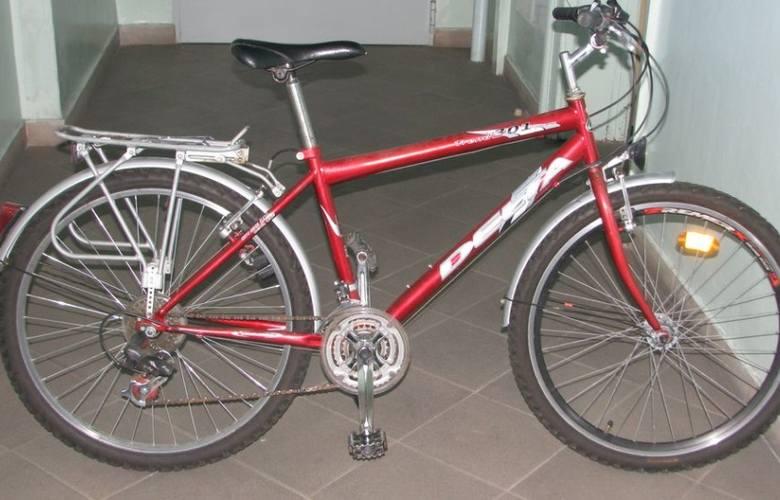 Rower wkrótce wróci do właściciela.