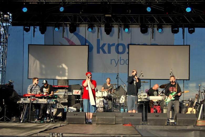 Kombii i Jamal zagrali na Rybobraniu 2014 w Krośnie (zdjęcia)