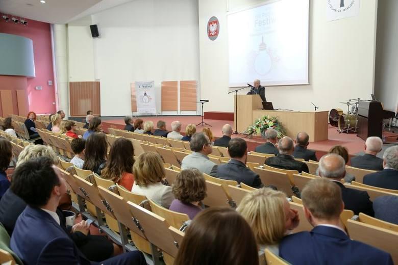 XIII Podlaski Festiwal Nauki i Sztuki w Białymstoku (zdjęcia, wideo)