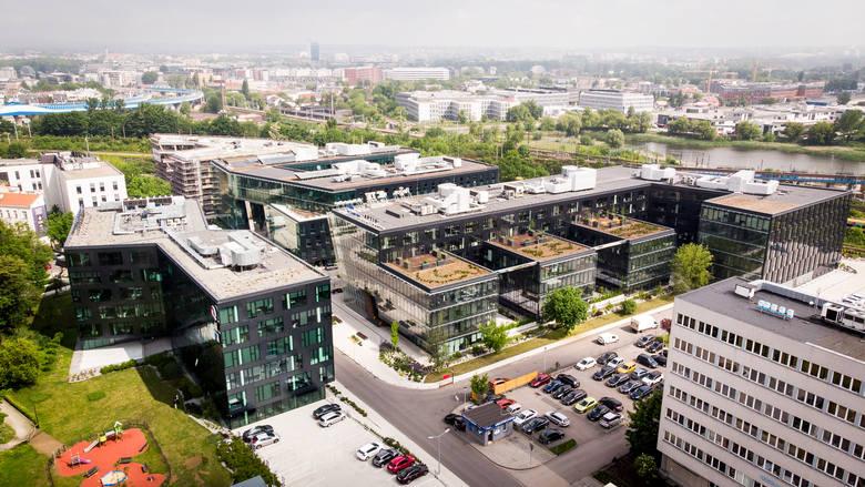 Krakowski kompleks biurowy Equal Business Park zmienił właściciela