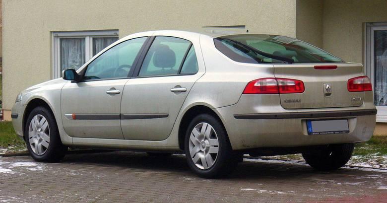 Miejsce 13. Renault Laguna II