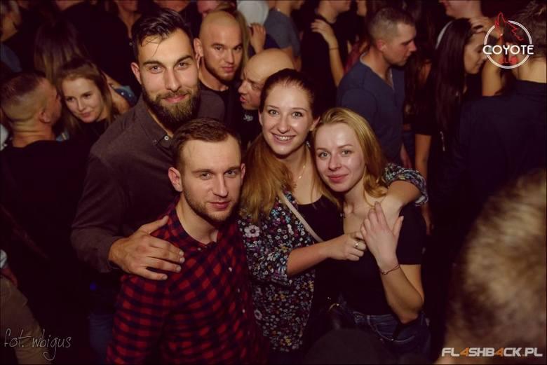 Tak właśnie wyglądają imprezy w szczecińskich klubach! Zobaczcie zdjęcia z wydarzeń w Coyote Clubie w Szczecinie od 22 do 26 10 2019 r.ZOBACZ TEŻ: Osobistości