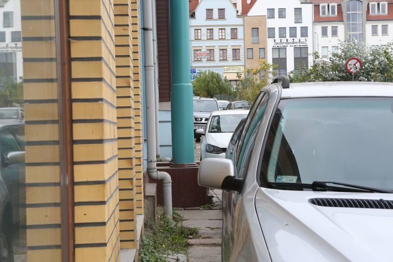 Parkowanie na Podzamczu będzie płatne? SPP może być większa