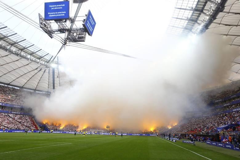 W środę Legia Warszawa zagra z Arką Gdynia po raz 31. w meczu najwyższej klasy rozgrywkowej. Do tej pory 19-krotnie zwyciężała stołeczna drużyna, padło