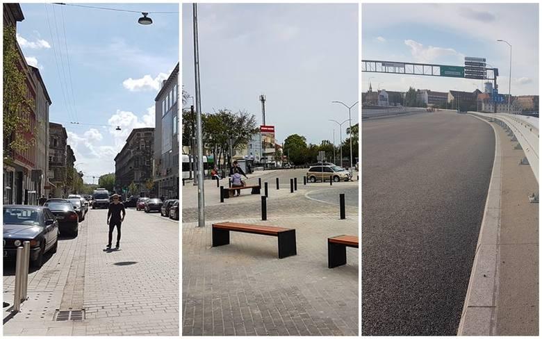 Tylko w ramach modernizacji ulic poprawiona została nawierzchnia o łącznej powierzchni ponad 150 000 metrów kwadratowych. Remonty nakładek bitumicznych