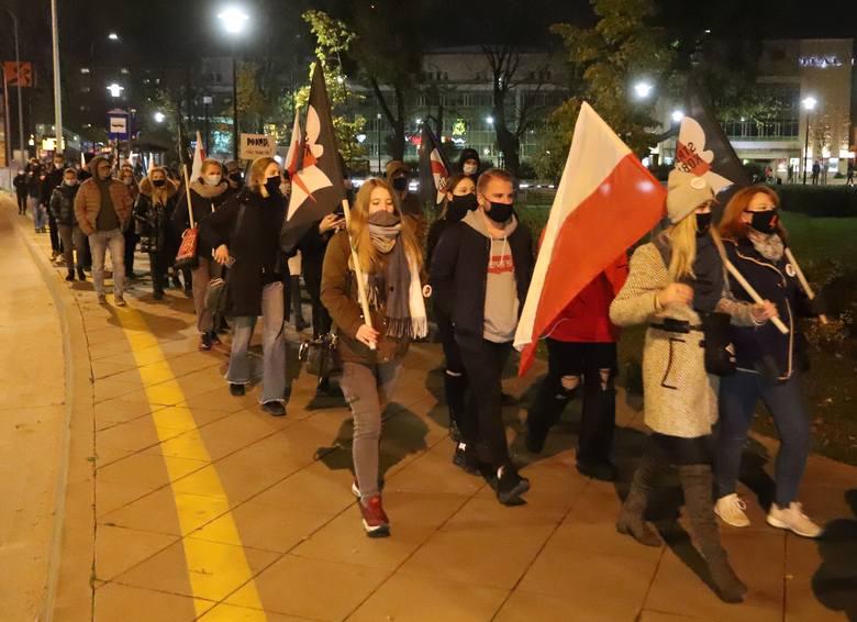 Protest wszystkich w Radomiu. Zobacz zdjęcia