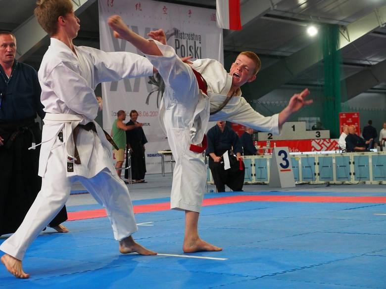 Udany rok Krakowskiego Klubu Karate Tradycyjnego
