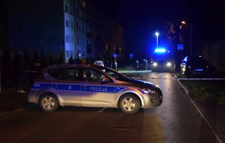 Huki, strzały, krzyki, syreny alarmowe. To wszystko dziś działo się około godziny 20 przy ulicy Skłodowskiej w Inowrocławiu. Jak udało nam się ustalić,