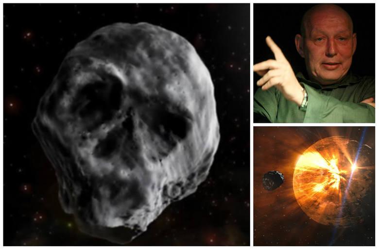 Asteroida TB145: Trupia czaszka przyniesie koniec świata 11.11.2018?