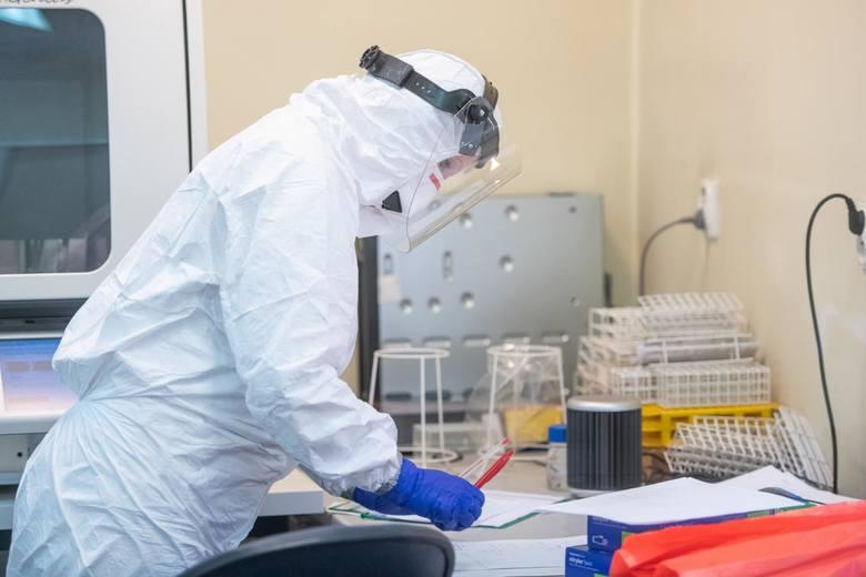 Badania laboratoryjne potwierdziły kolejny przypadek zakażenia koronawirusem w Wielkopolsce.