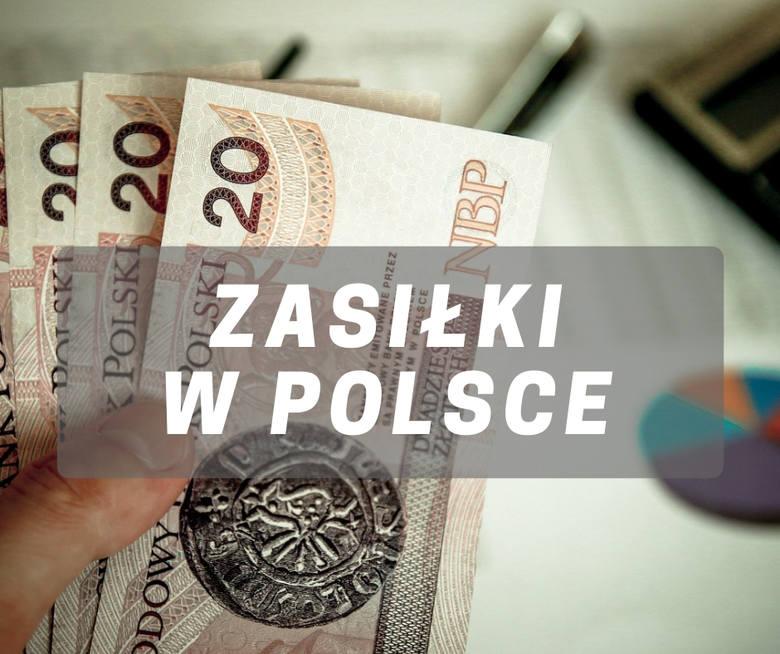 Osoby, które znajdują się w trudnym położeniu materialnym, a także rodziny z dziećmi, osoby niepełnosprawne i starsze, mogą w Polsce skorzystać z różnych