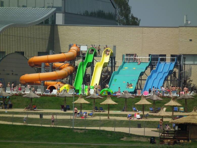 Basen w Centrum Rekreacyjno-Sportowym cieszy się ogromnym zainteresowaniem nie tylko mieszkańców regionu. Codziennie ponad tysiąc osób korzysta z pływalni.