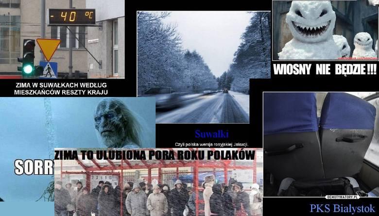 Zima MEMY 2019. Znów zaskoczyła kierowców. Zobacz najzabawniejsze memy o zimie 2019 [demotywatory, memy, śmieszne obrazki]