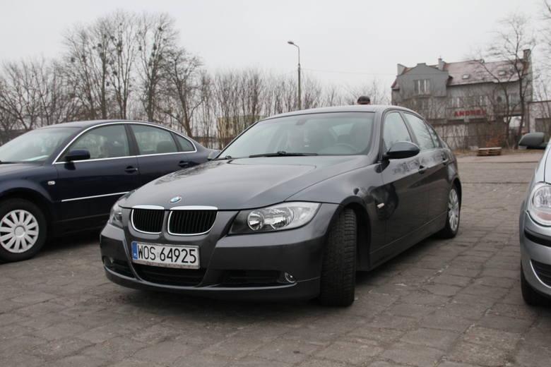 BMW Seria 3, 2007 r., 2,0 + gaz, 26 tys. zł