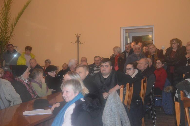Zebranie w Książu Wielkim