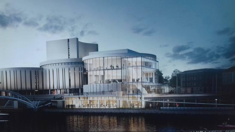 Budowa czwartego kręgu Opery Nova to jedna z ważniejszych inwestycji w instytucje kultury w Bydgoszczy