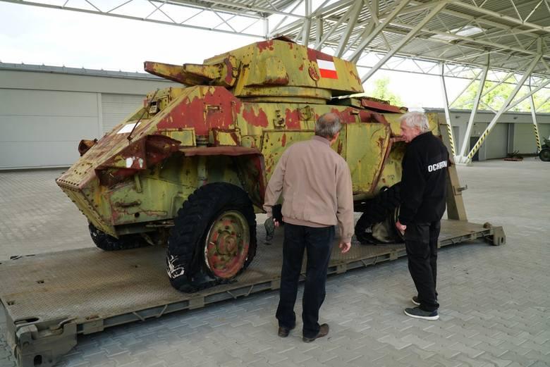 W Poznaniu Humber będzie cennym uzupełnieniem kolekcji pojazdów Polskich Sił Zbrojnych na Zachodzie.