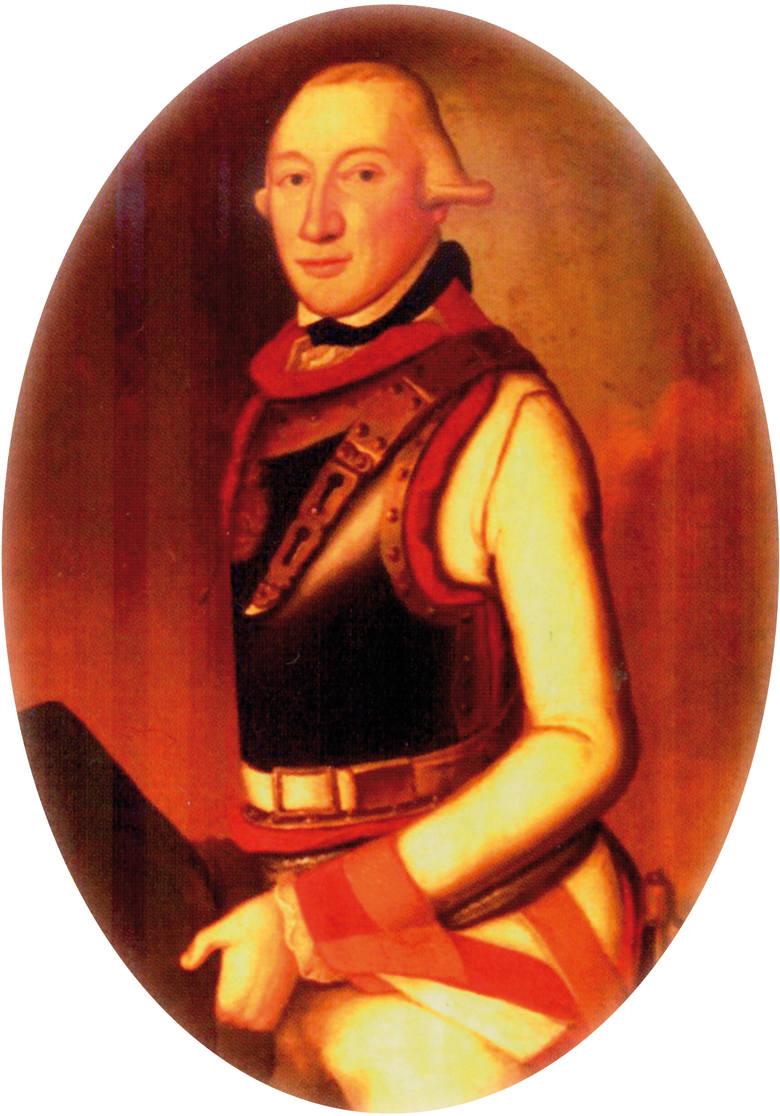 Franciszek Antoni von Gaschin